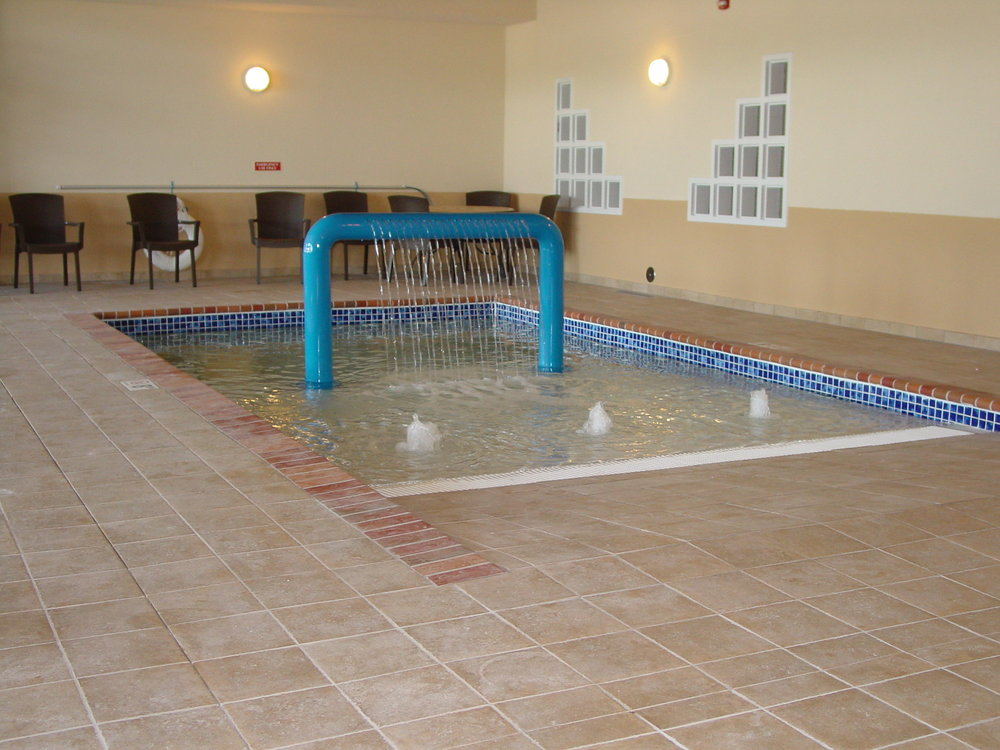 Sawatzky   Commercial Pool Water Feature