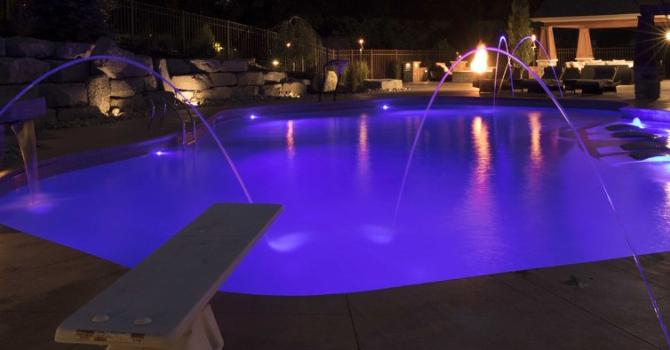 Pool Design Family Image