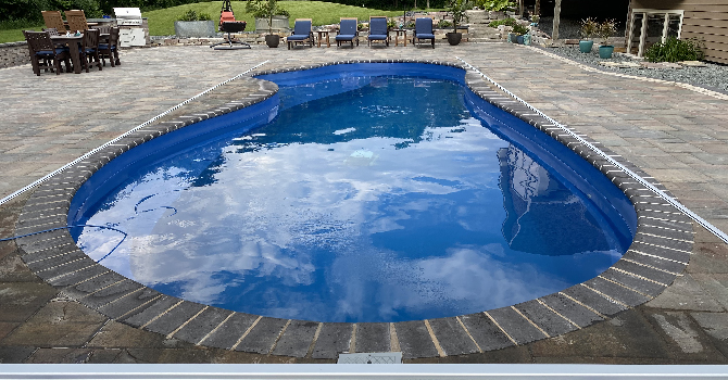Residential Pools Family Image