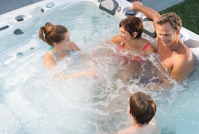 Financing through Hot Shots Hot Tubs and Spas