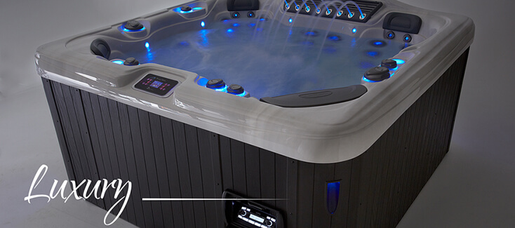 Dynasty® Spas Family Image