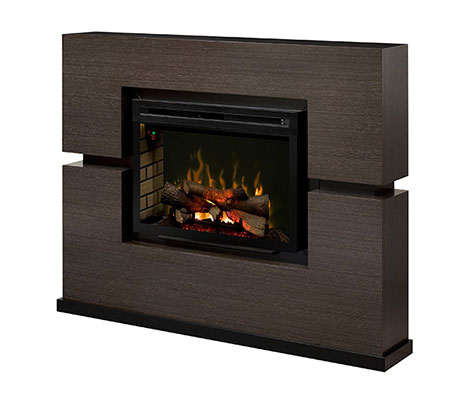 Electric Fireplace Mantels Family Image