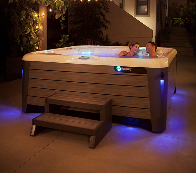 Hot Tub financing at Hot Spring Spas of Sioux Falls
