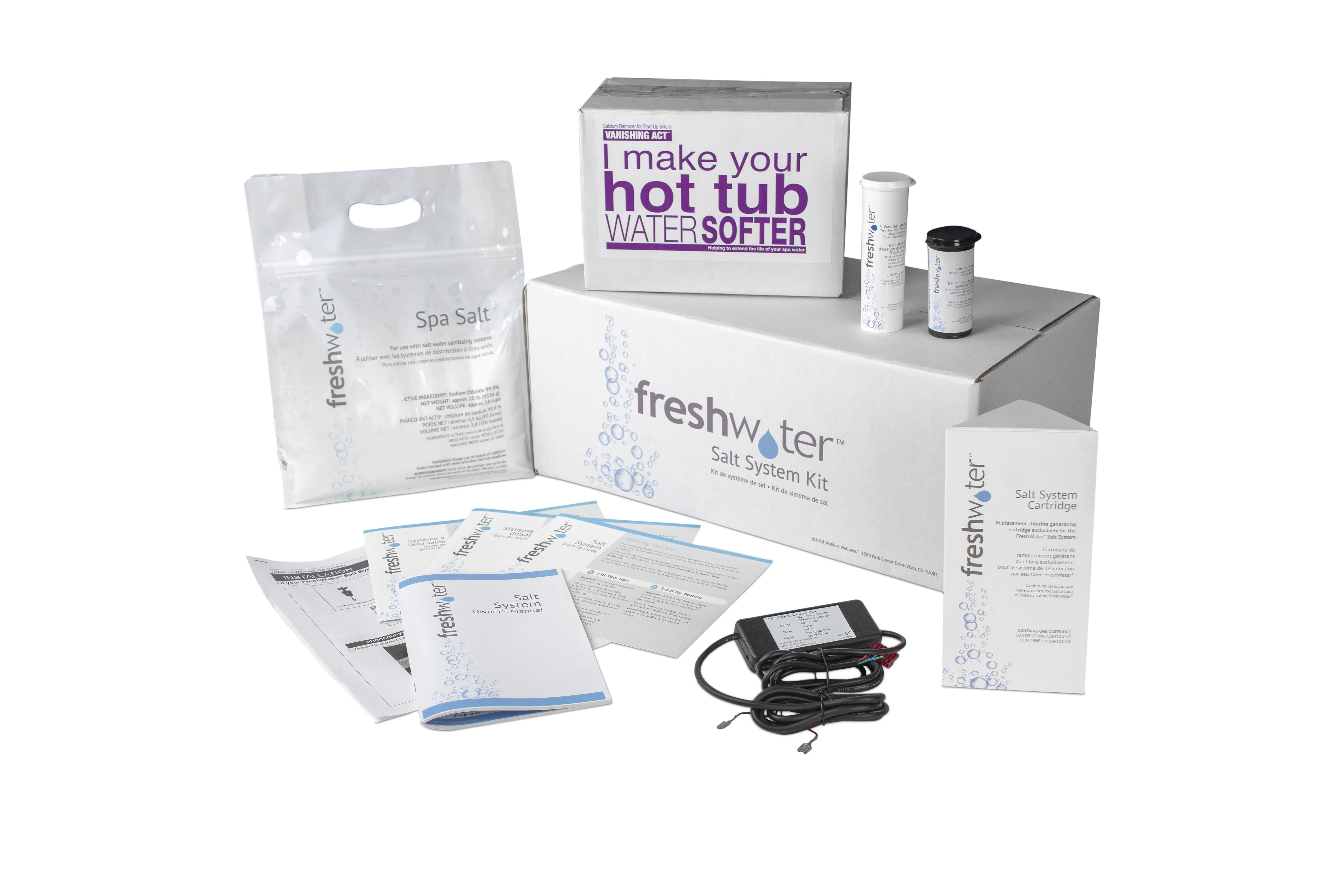 The Simplest and Most Effective Hot Tub Salt Water Chlorine Generator