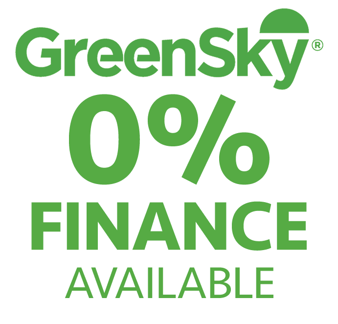 GreenSky 0% Finance Available