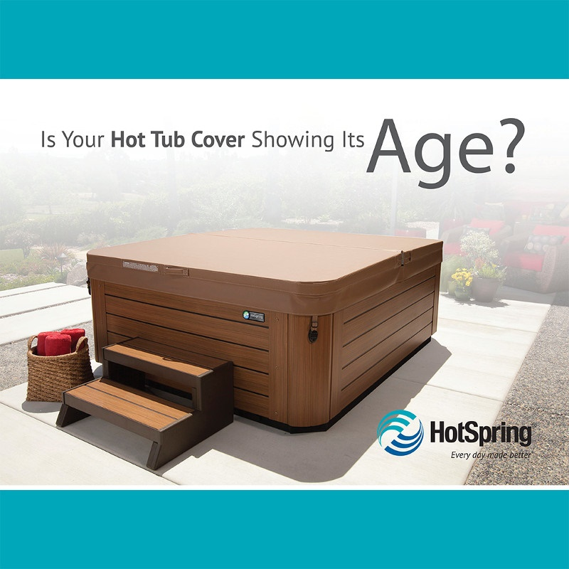 How Long Should My Hot Tub Cover Last?