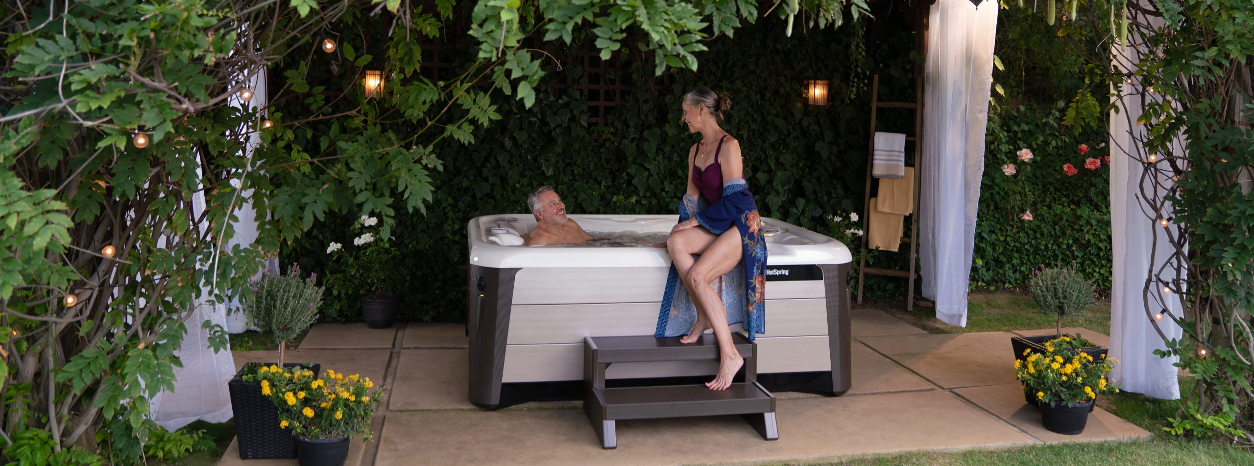 How A Hot Tub Helps You Do More Of What You Love