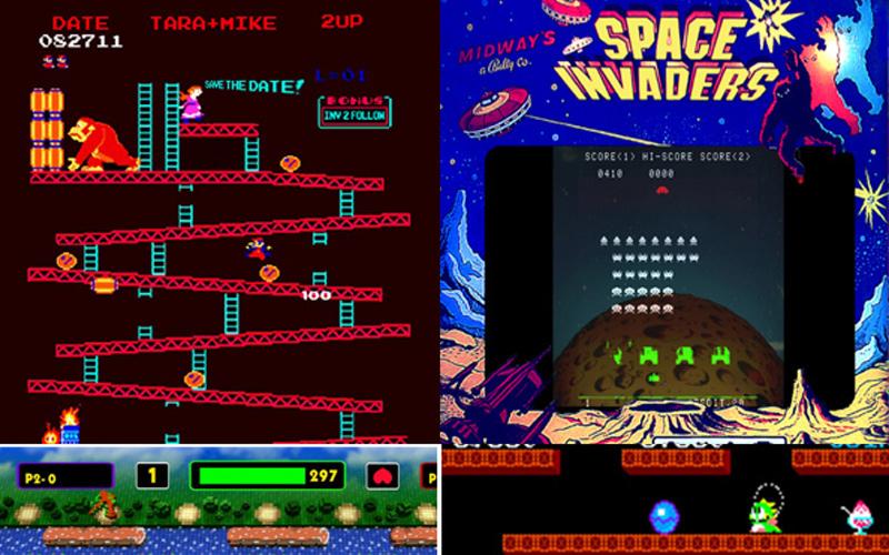 Arcade Games Family Image