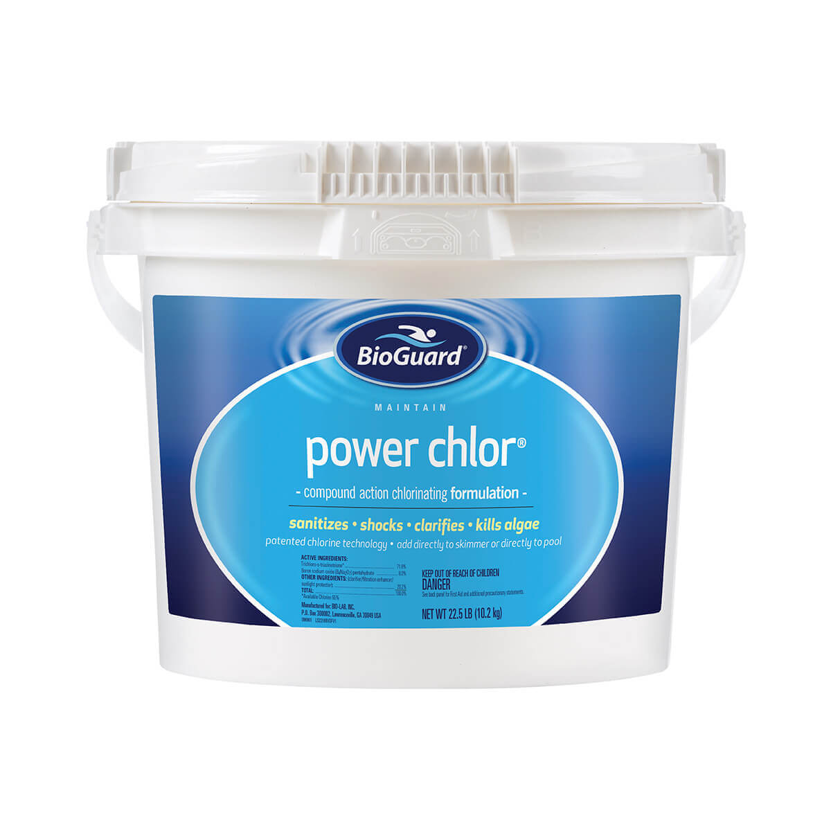 Power Chlor Spa Country