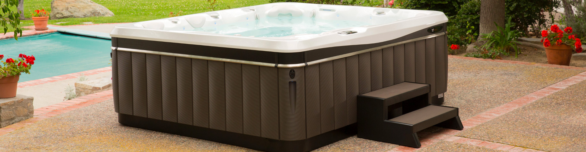 Caldera 174 Spas Steps Spa Country