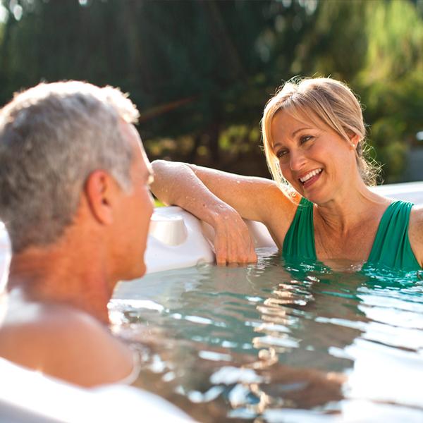 Caldera Paradise Hot Tub
