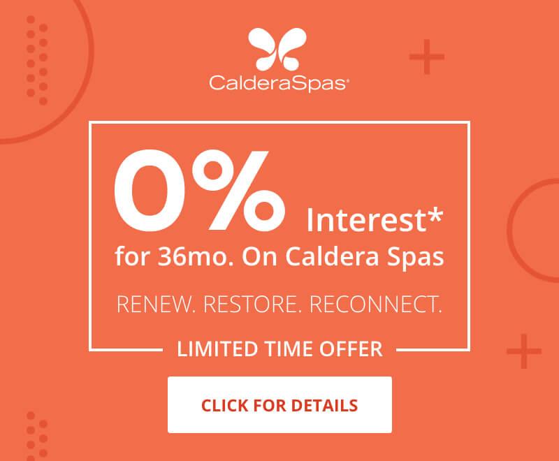 Caldera Pop Up Specials