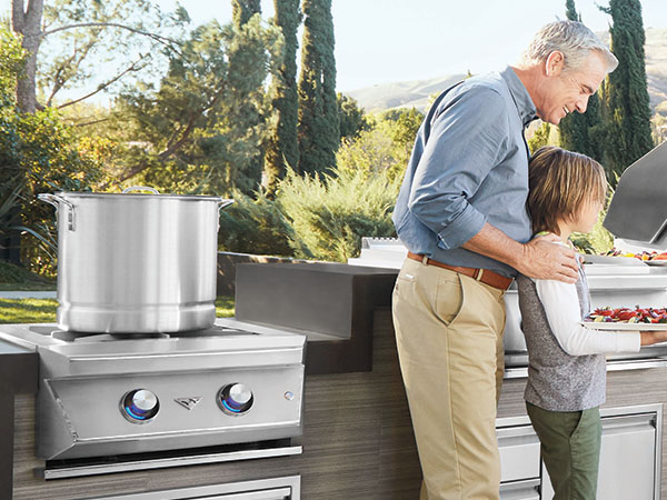 Built-In Cooking Accessories Family Image