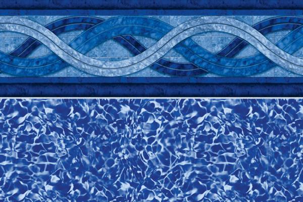 Tara Inground Pool Liners Family Image