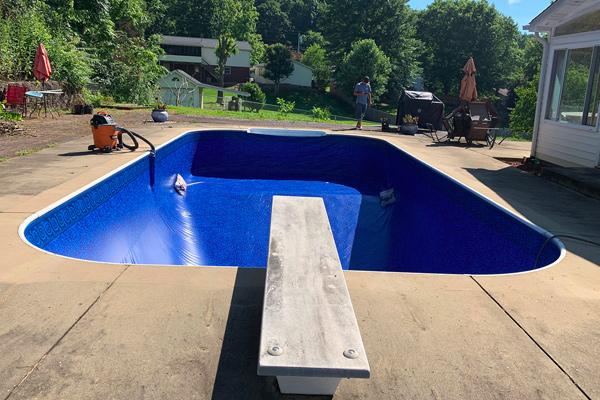 Pool Liner Installs Family Image
