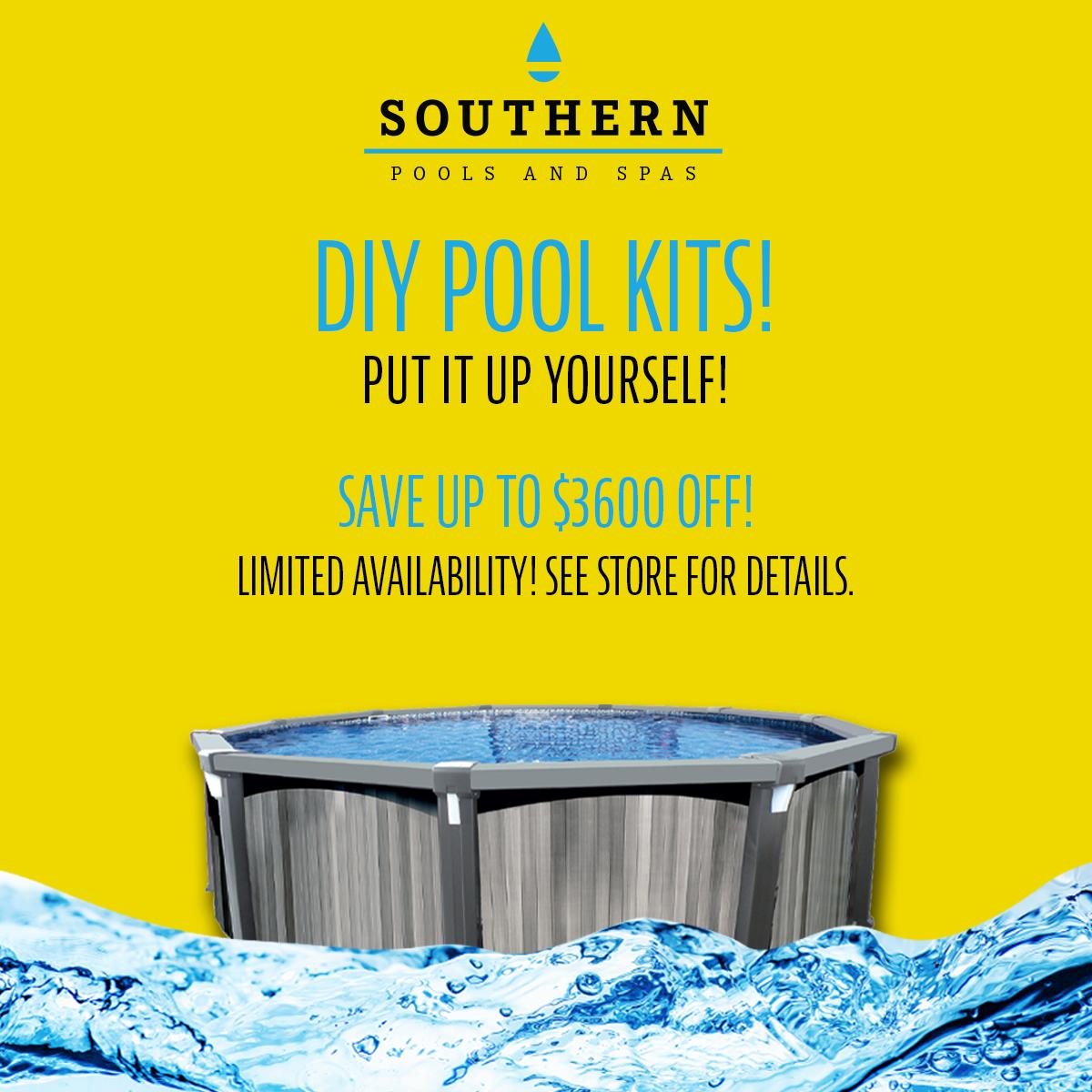 DIY Pool Kits!