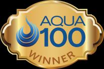 aqua100award