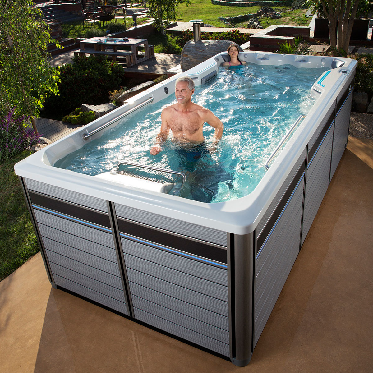 Find Your Perfect Swim Spa - Low Prices on Lap Pools Atascadero