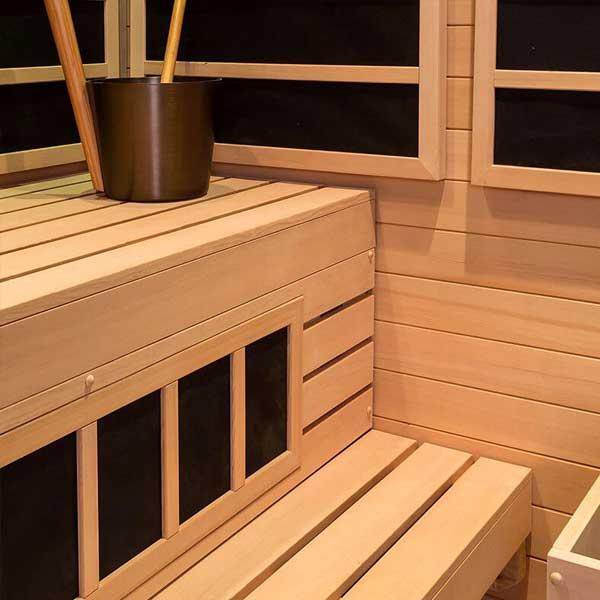 Sisu Infrared Rooms Family Image