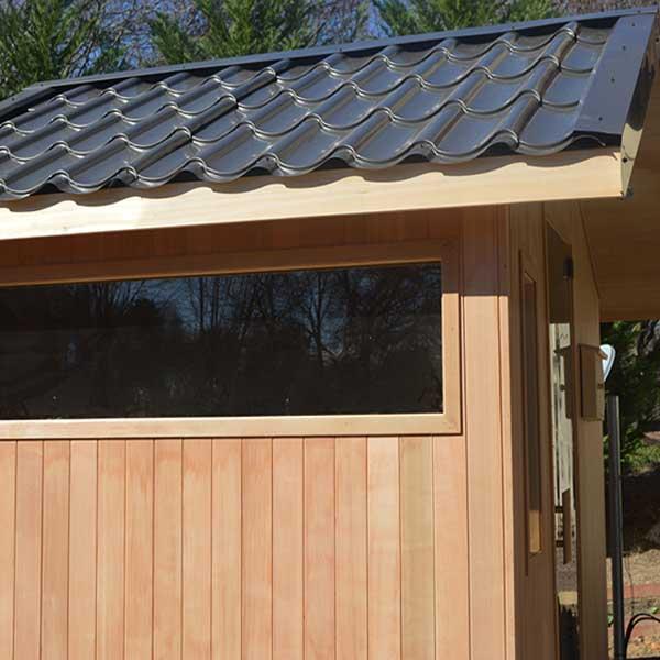 Sisu Outdoor Saunas Family Image