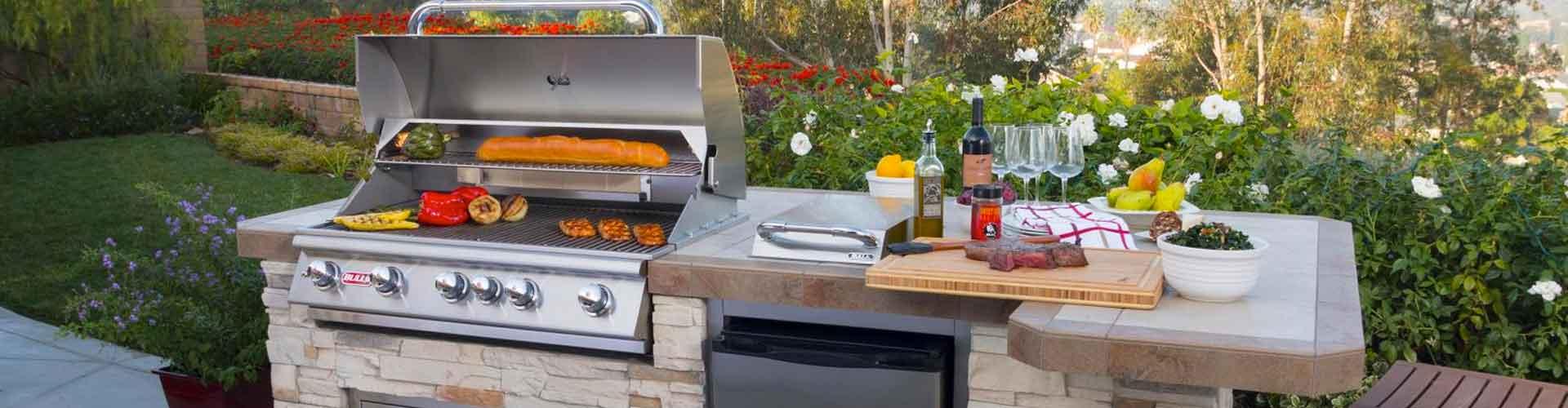 bull outdoor kitchens - sundance leisure