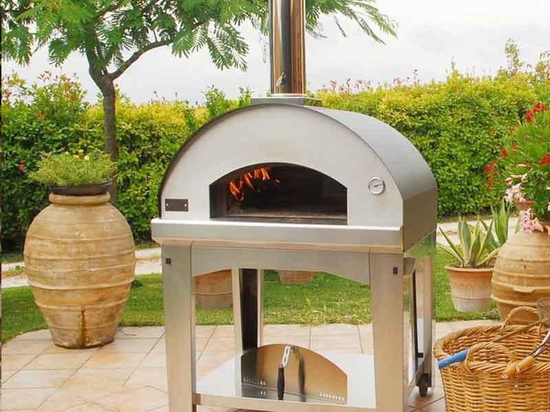Fontana Forni Pizza Oven Family Image
