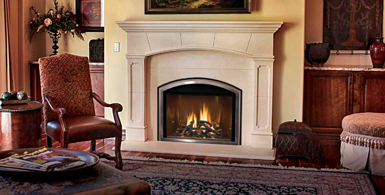 Mendota® Gas Fireplace Inserts Family Image