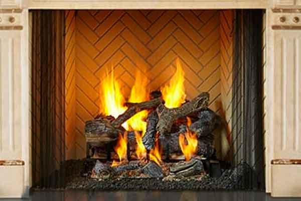 Heat & Glo Wood Fireplaces Family Image