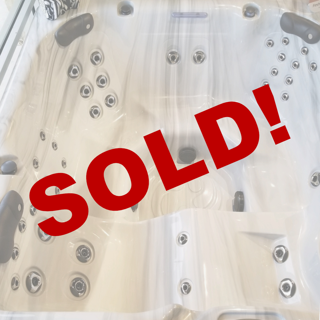 sold - hot tub