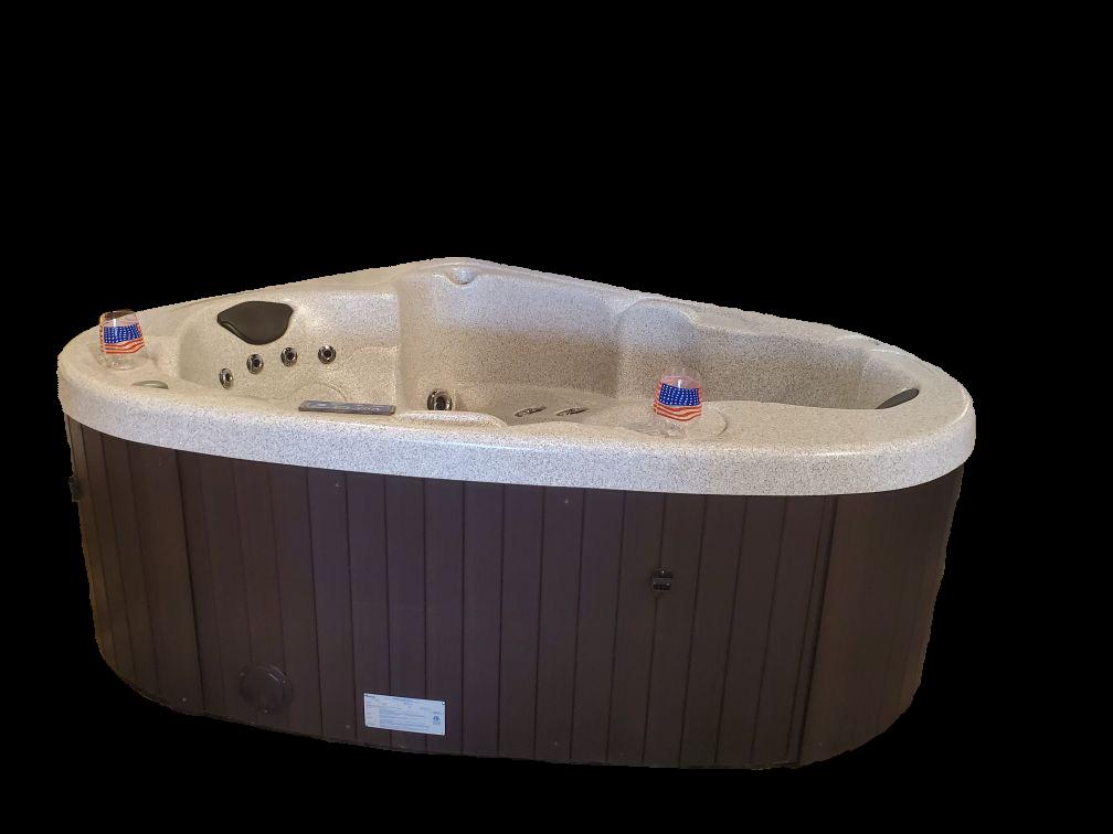 dual-tone-preowned-vita-spas-amour-hot-tub