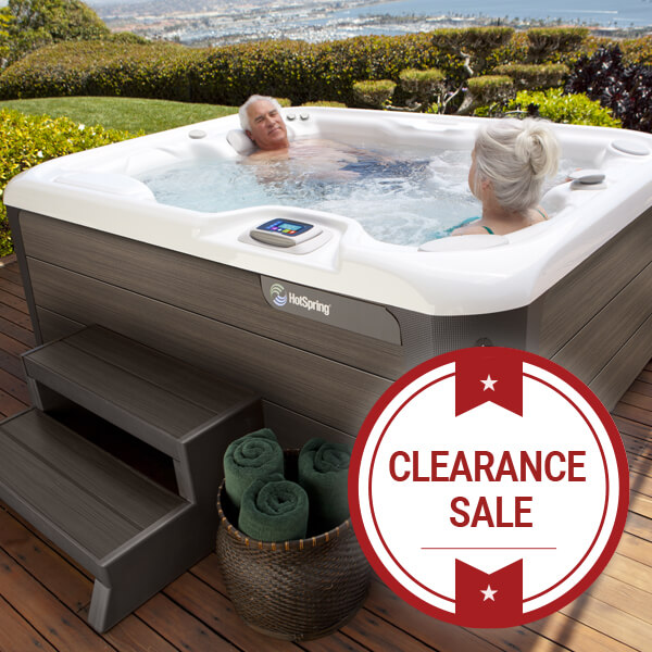 Hot Tub, Swim Spa & BBQ Island Clearance Sale