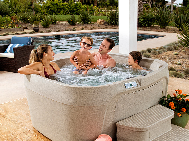 Plug-In Hot Tub Sale