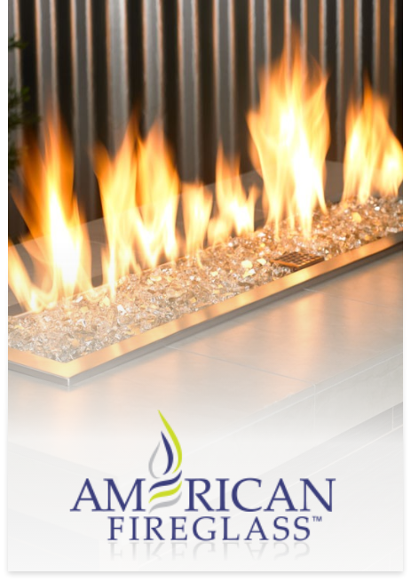 American Fireglass grill at BBQ Store in Temecula, CA