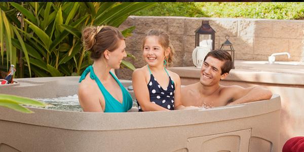 Freeflow Spas Family Image