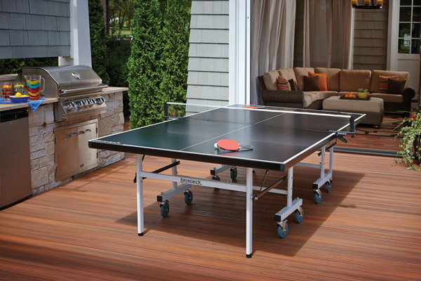 Brunswick Ping Pong Tables Family Image