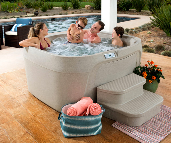 Request Freeflow Spas Pricing Family Image