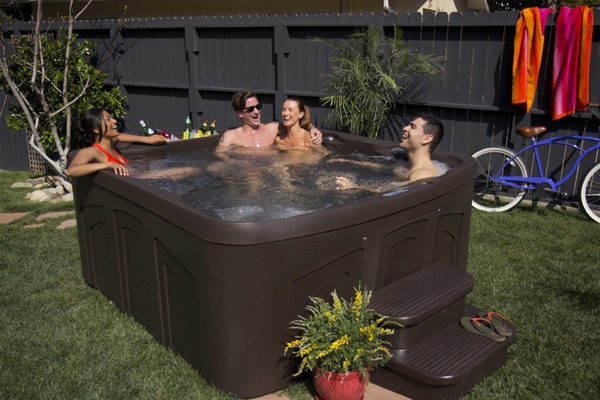Freeflow Spa Accessories Family Image