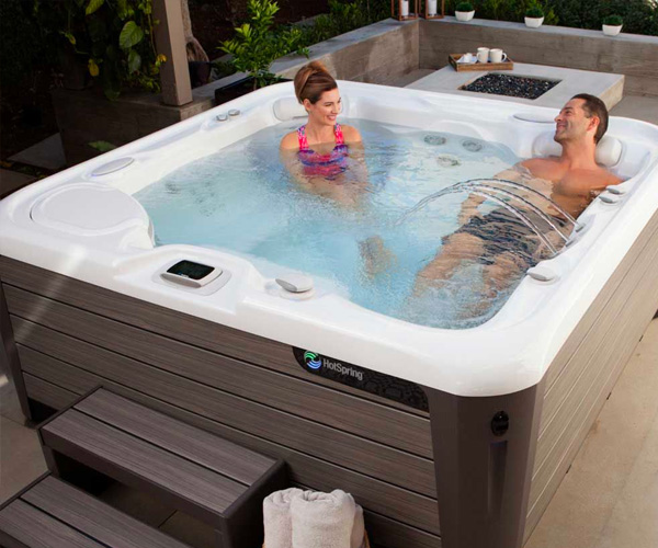 Request Hot Spring Spas Pricing Family Image
