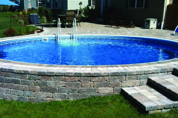 Radiant Above Ground Pools Family Image