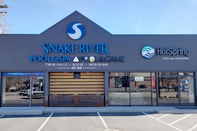 Snake River Hot Tub & Pool Store in Boise Idaho