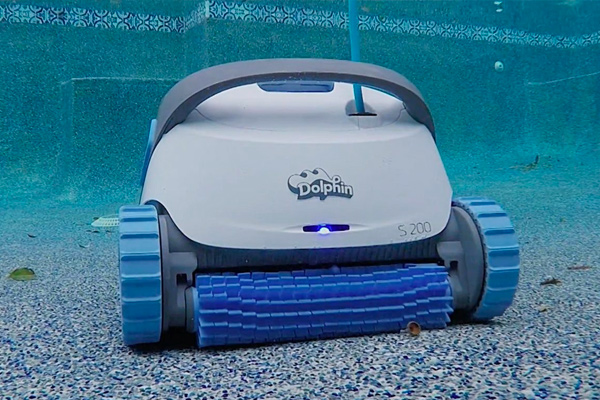 Pool Robots Family Image