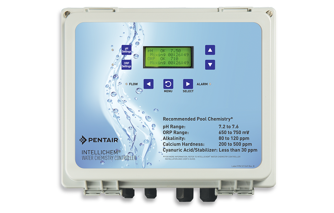 Pentair Water Chemistry Controller