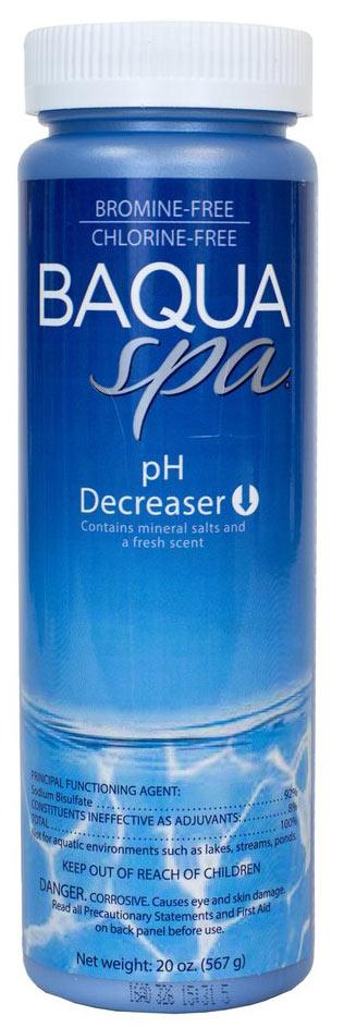 Baqua Spa PH Decreaser