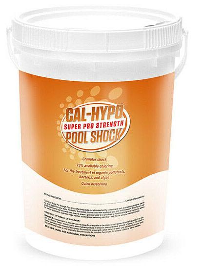Cal-Hypo Pool Shock