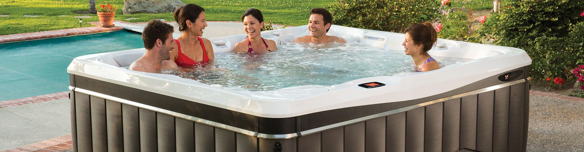 Luxury Vs. Entry Level Hot Tubs