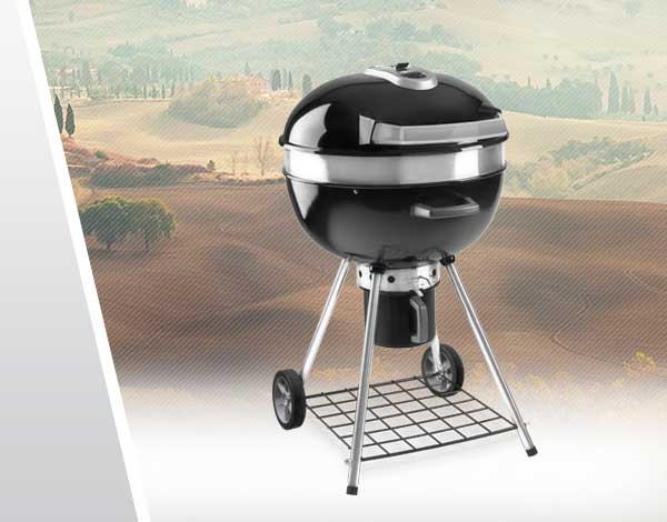 Charcoal and Smoker Grills Visual List Item Image