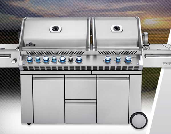 Prestige Pro Gas Grills Visual List Item Image