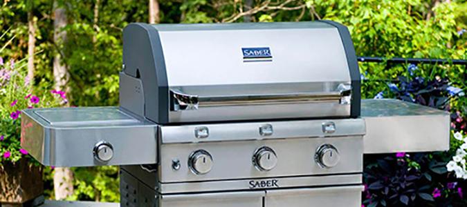 Saber Grills Family Image
