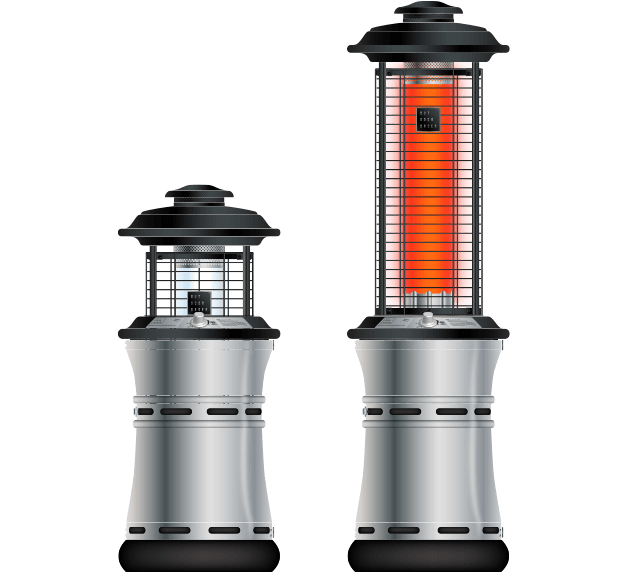 Outdoor Heaters Visual List Item Image