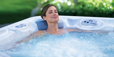 Hot Tub Health Benefits Visual List Item Image